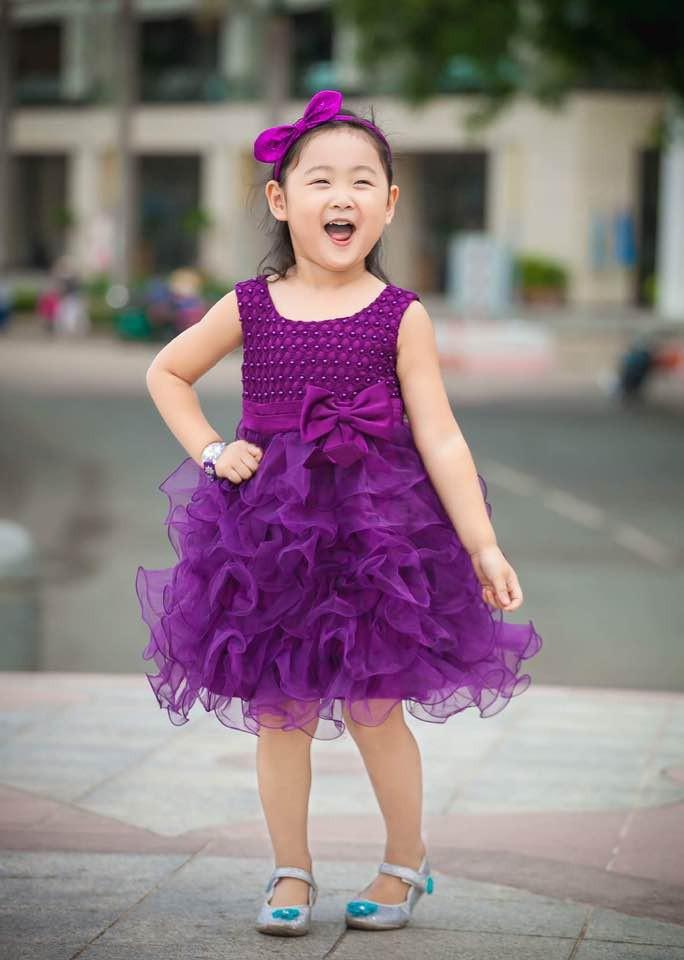 """Ngắm những """"công chúa lai"""" siêu đáng yêu của nhà sao Việt - Ảnh 19."""