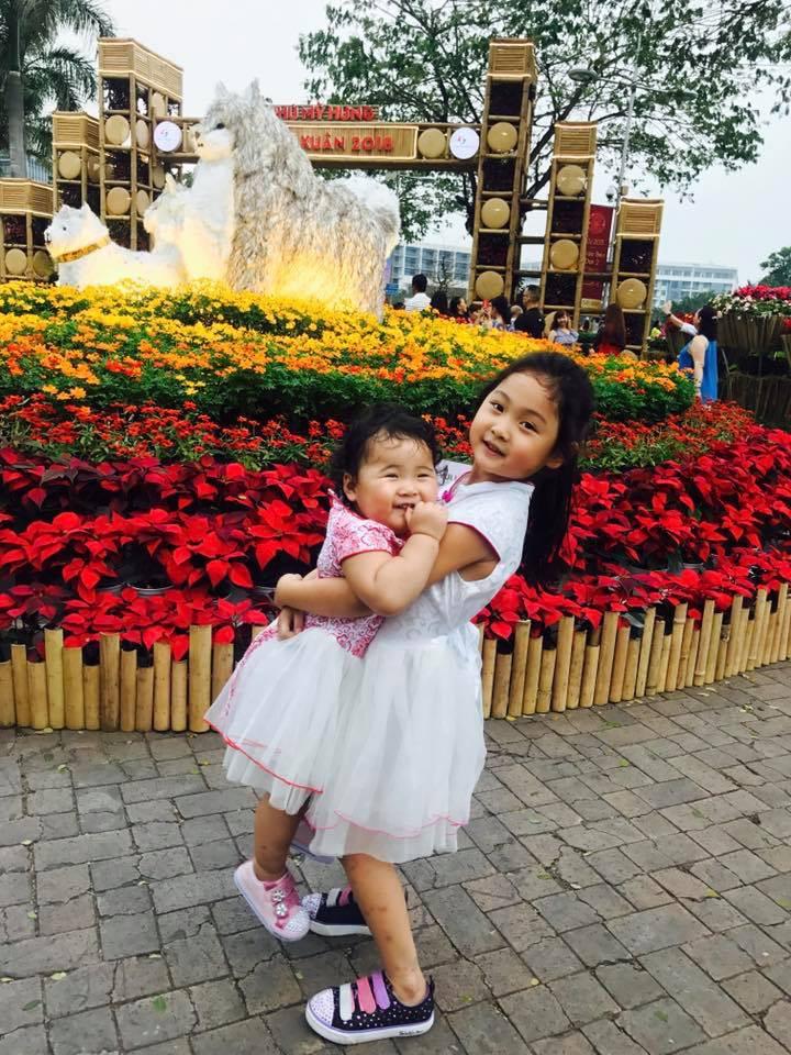 """Ngắm những """"công chúa lai"""" siêu đáng yêu của nhà sao Việt - Ảnh 22."""