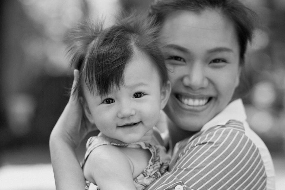 """Ngắm những """"công chúa lai"""" siêu đáng yêu của nhà sao Việt - Ảnh 15."""