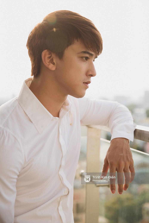 Anh chàng lãng tử Đông Hồ của Tháng năm rực rỡ: Thích Jun Vũ nhưng nếu được chọn sẽ chọn Hoàng Yến Chibi! - Ảnh 4.