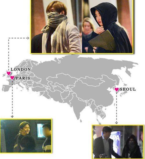 Hành trình yêu 2 mỹ nam họ Lee đình đám của Suzy: Khi Tình đầu quốc dân hẹn hò toàn cực phẩm Kbiz - Ảnh 4.