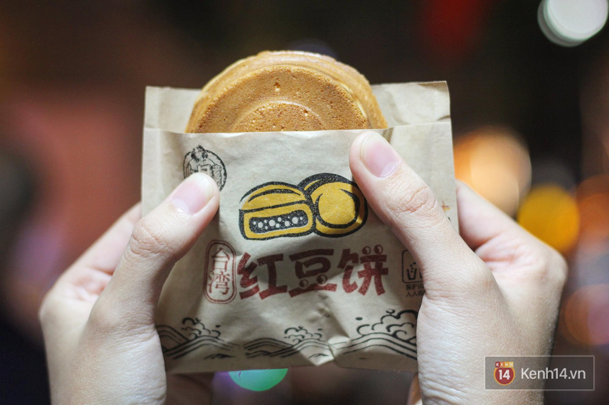 Người Đài Loan chia sẻ: phố đi bộ Hà Nội có bán món quà vặt quốc dân của Đài Loan ăn giống đến 95% - Ảnh 6.