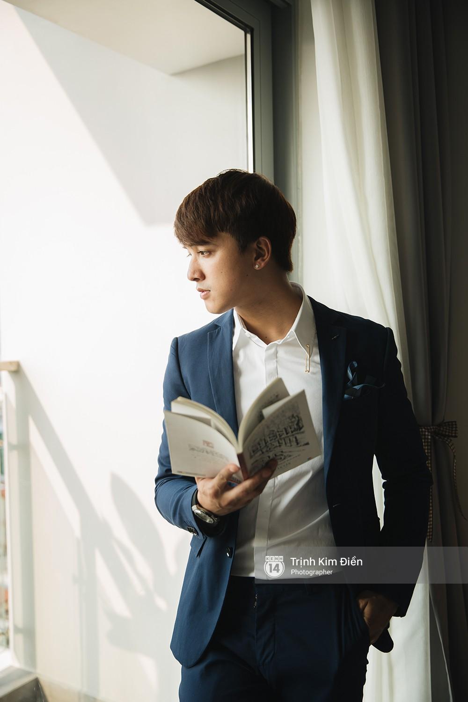 Anh chàng lãng tử Đông Hồ của Tháng năm rực rỡ: Thích Jun Vũ nhưng nếu được chọn sẽ chọn Hoàng Yến Chibi! - Ảnh 7.