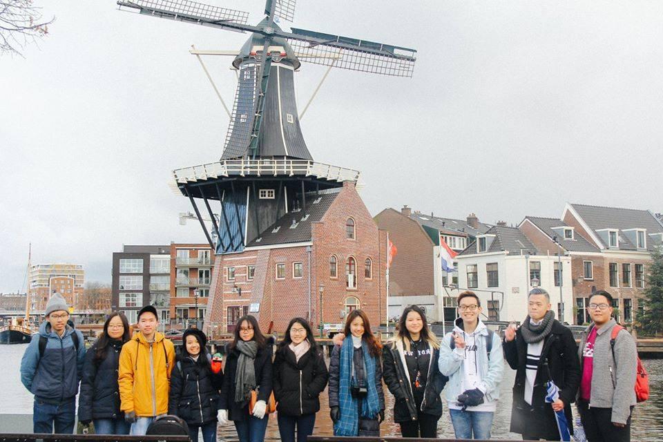 Du học sinh Việt hòa mình vào không khí chào năm mới khắp thế giới - Ảnh 23.