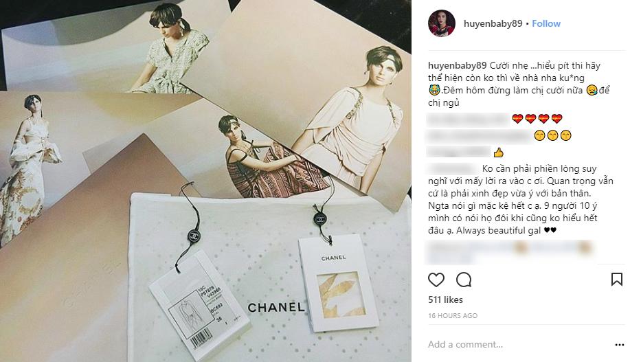 Diện đồ Chanel khác với thiết kế gốc trên runway, Huyền Baby bị nghi diện đồ fake và đây là thực hư sự việc - Ảnh 5.