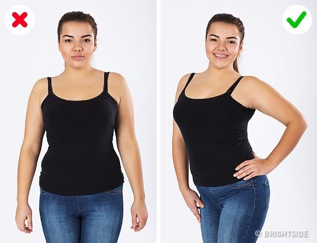 10 bí kíp tạo dáng chụp ảnh sống ảo bao thon thả dành cho các nàng béo - Ảnh 7.