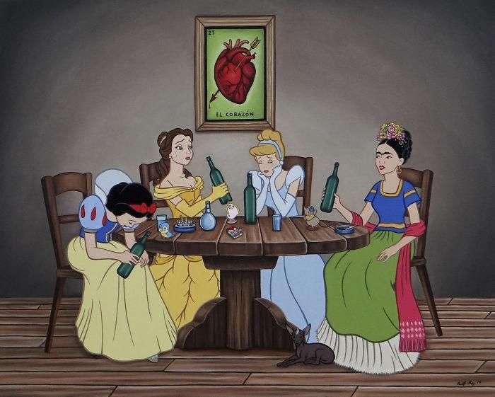 13 hình ảnh thay đổi chóng mặt của hội trai xinh, gái đẹp Disney ở thời hiện đại - Ảnh 21.