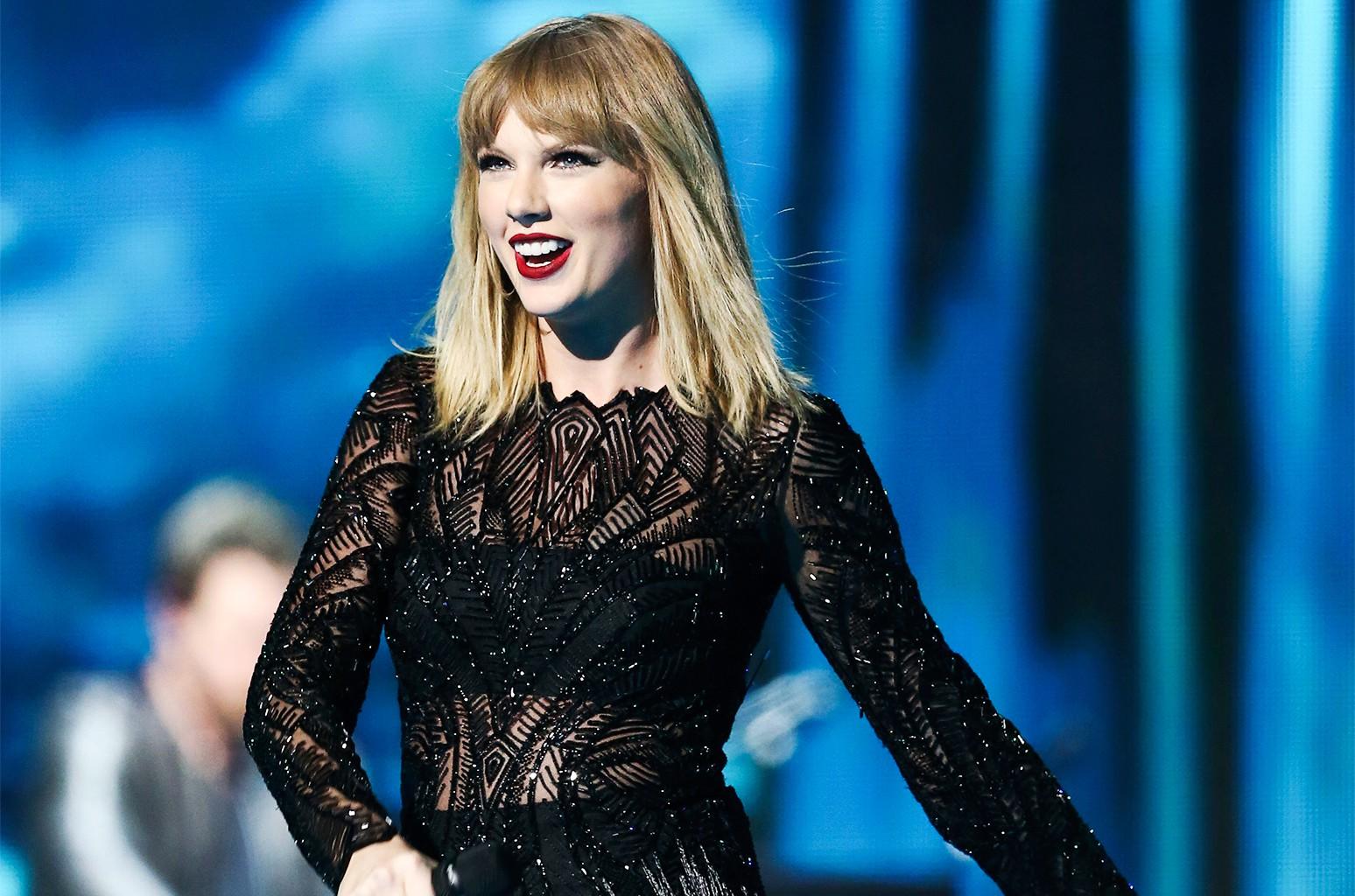 Phản ứng bất ngờ của Taylor Swift khi bị cho là nhàm vì toàn viết nhạc về trai - Ảnh 2.
