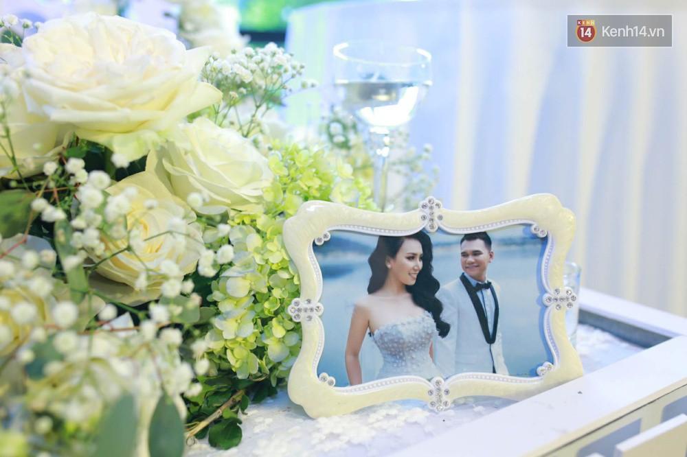 Loạt sao đình đám thi nhau hát hit khủng dành tặng Khắc Việt và bà xã trong tiệc cưới tại Hà Nội - Ảnh 20.