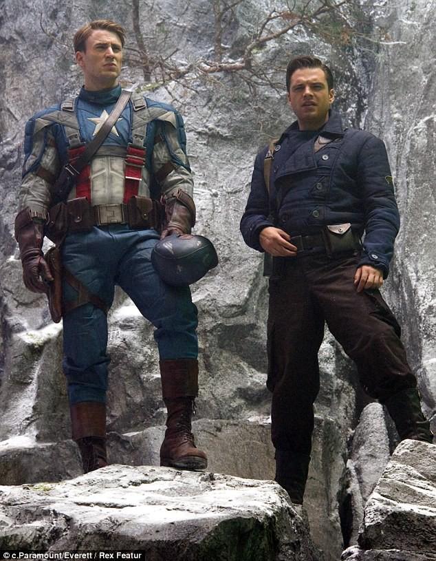 """Tình bạn khăng khít của Captain America và Bucky Barnes: """"Tớ sẽ luôn ở cạnh cậu đến cùng"""" - Ảnh 1."""