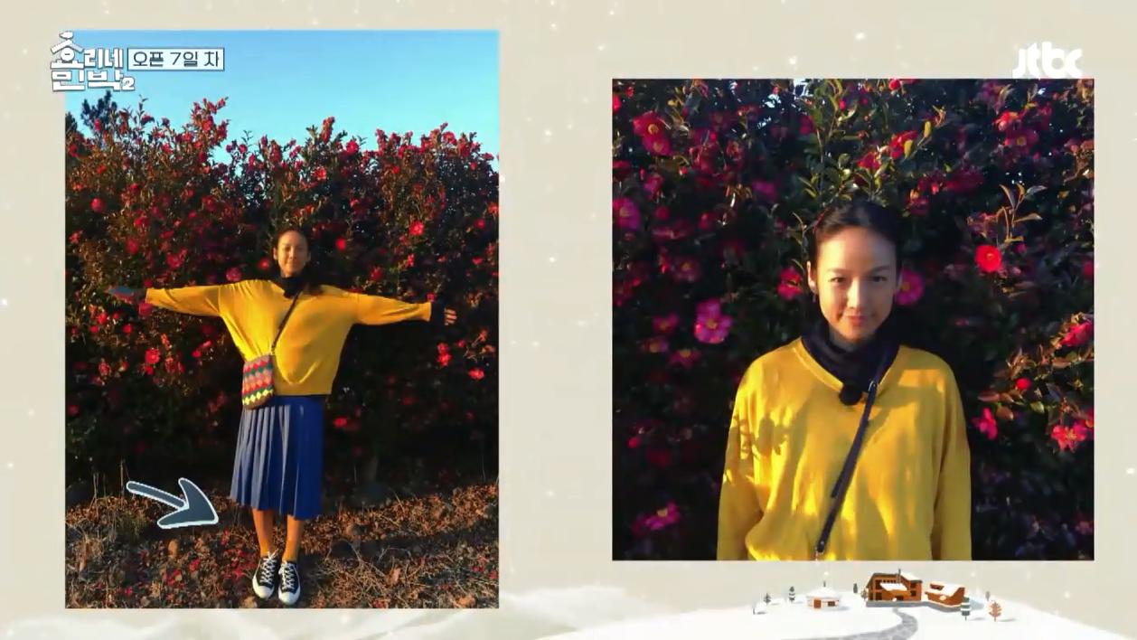 Yoona & Park Bo Gum cùng nhau tạo dáng: Đẹp hơn cả hoa!