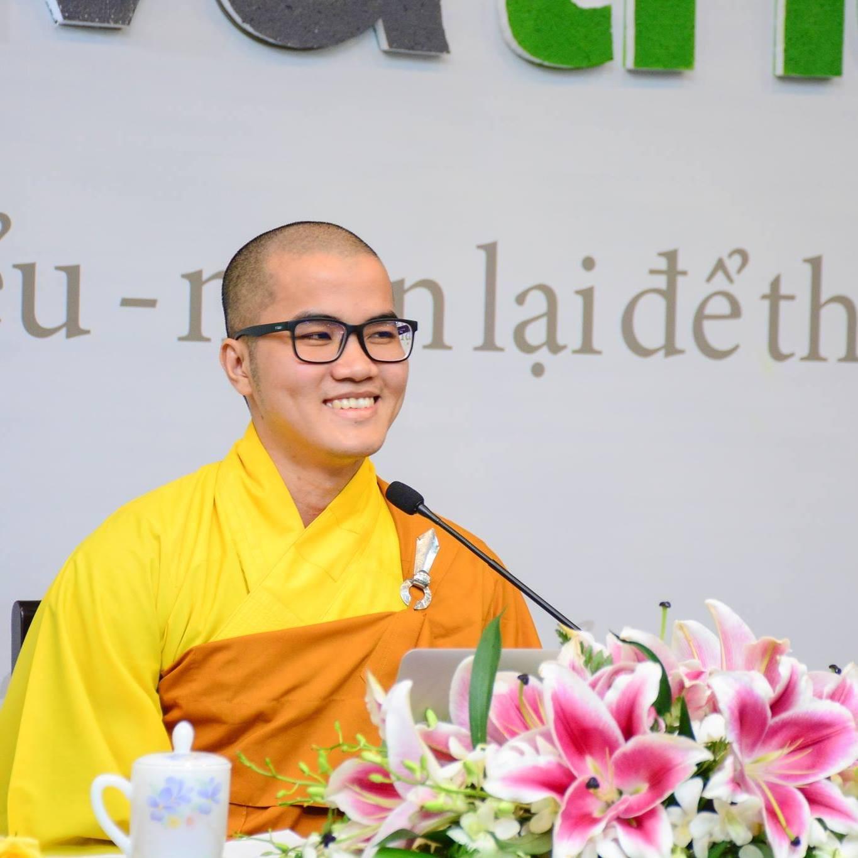 Sư thầy chùa Hoằng Pháp giành học bổng toàn phần của đại học Harvard - Ảnh 1.