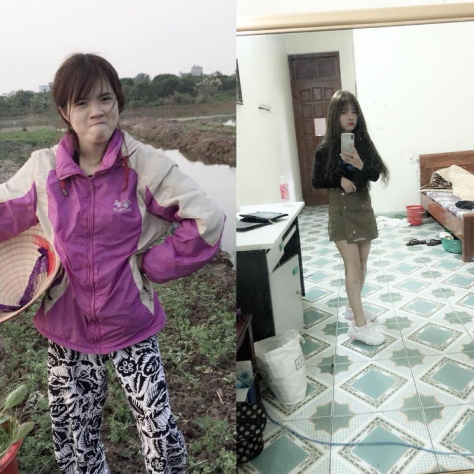 Con gái lúc ở nhà - khi ra ngoài: Biến hình vi diệu hơn cả Siêu Xayda! - Ảnh 18.