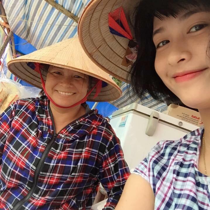 Tâm sự của nữ sinh Nam Định xinh đẹp từng theo bố đẩy xe rác khắp Hà Nội, bươn chải kiếm tiền ăn học - Ảnh 5.