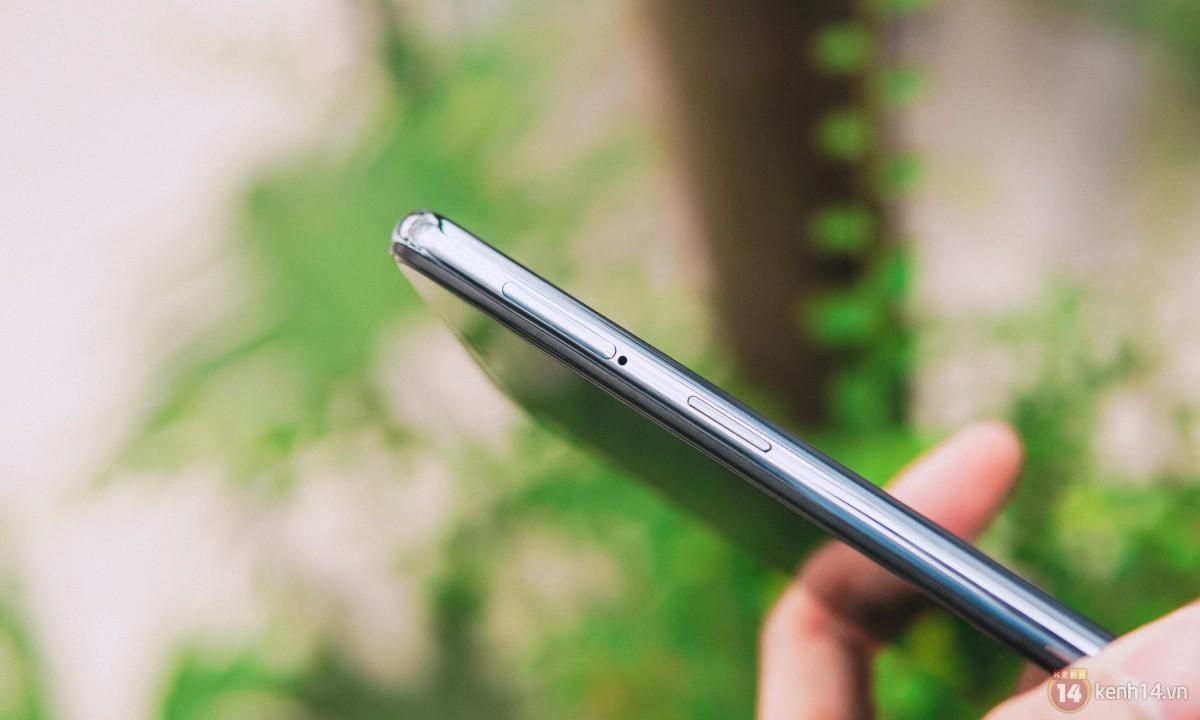 Mở hộp OPPO F7 màu bạc lấp lánh: Selfie bằng AI cực đẹp, màn hình FullView kèm tai thỏ như iPhone X - Ảnh 14.