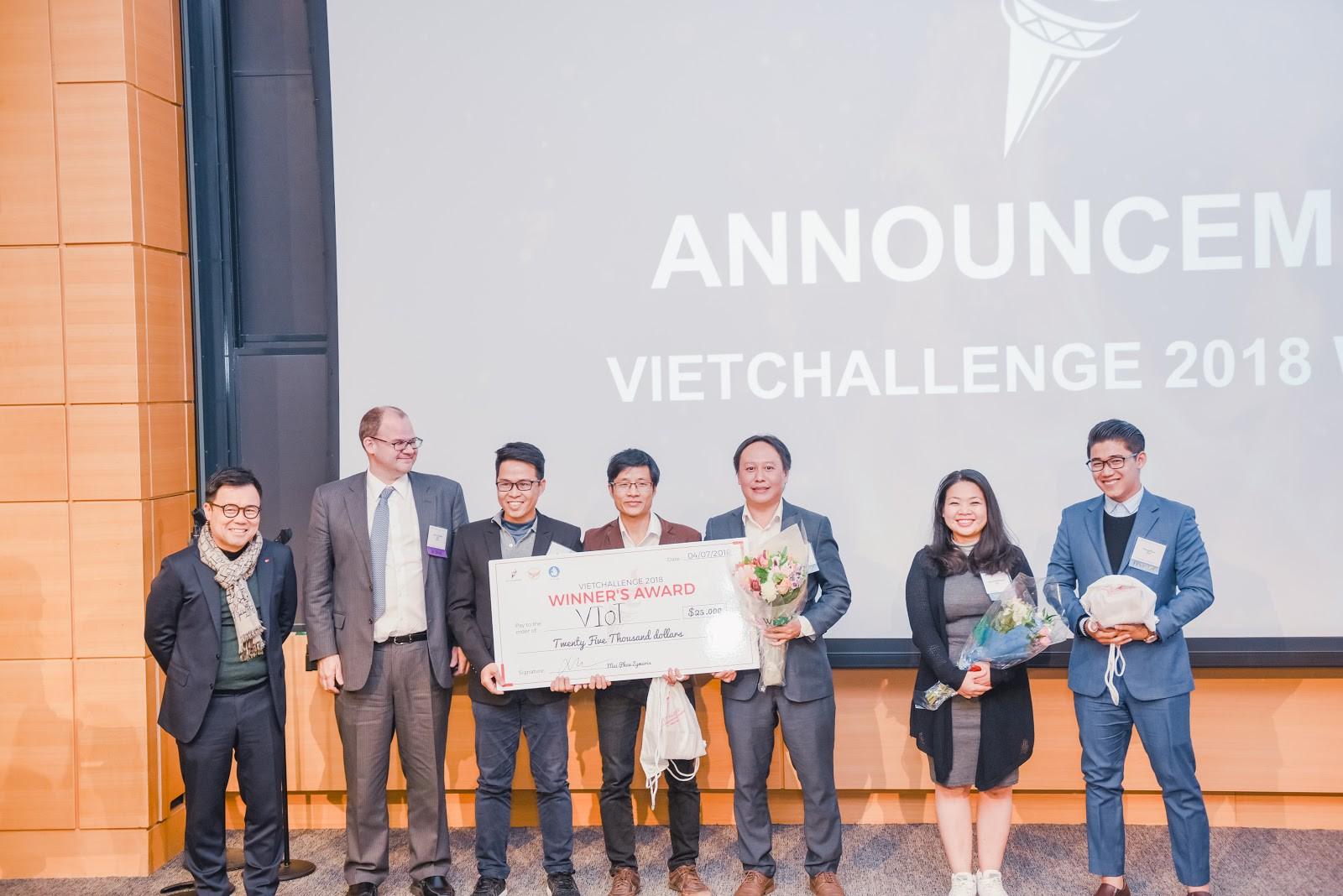 Startup của quán quân Đường lên đỉnh Olympia chiến thắng cuộc thi khởi nghiệp toàn cầu - Ảnh 1.