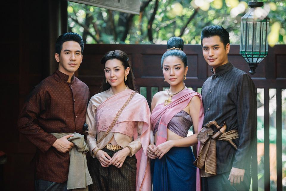 Công thức nhào nặn nên cơn sốt phim Thái Nhân Duyên Tiền Định - Ảnh 10.