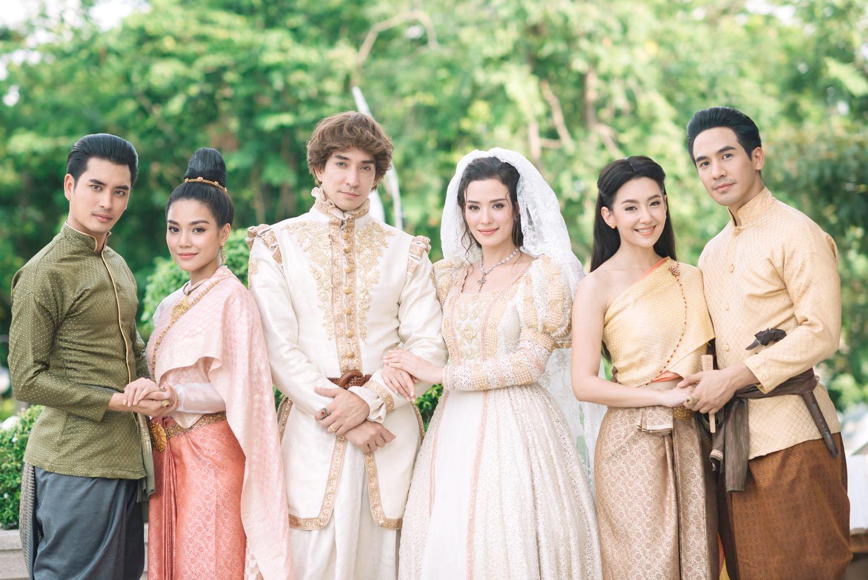 Công thức nhào nặn nên cơn sốt phim Thái Nhân Duyên Tiền Định - Ảnh 9.
