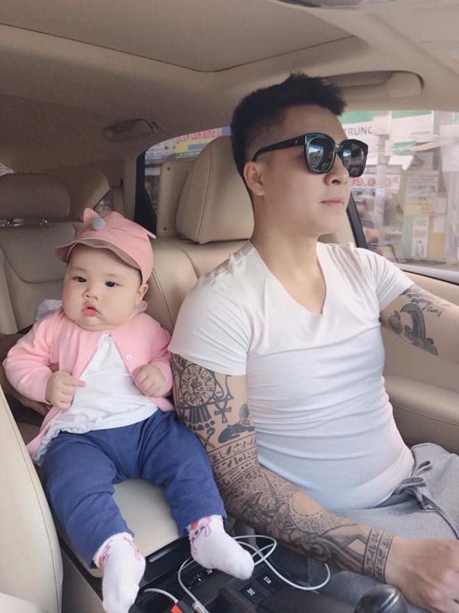 Sao nam Việt: Từng là soái ca sát gái hô biến thành ông bố bỉm sữa đảm đang - Ảnh 8.