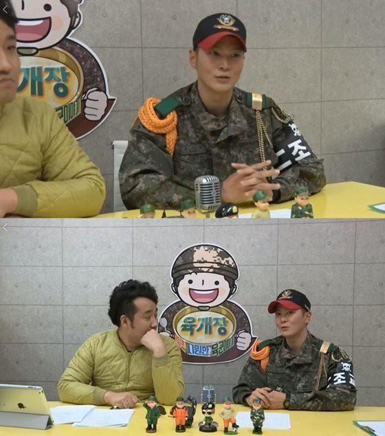 Là trợ lý huấn luyện cùng đơn vị, tài tử Yong Pal gây bất ngờ khi nhận xét thẳng thắn về G-Dragon - Ảnh 1.