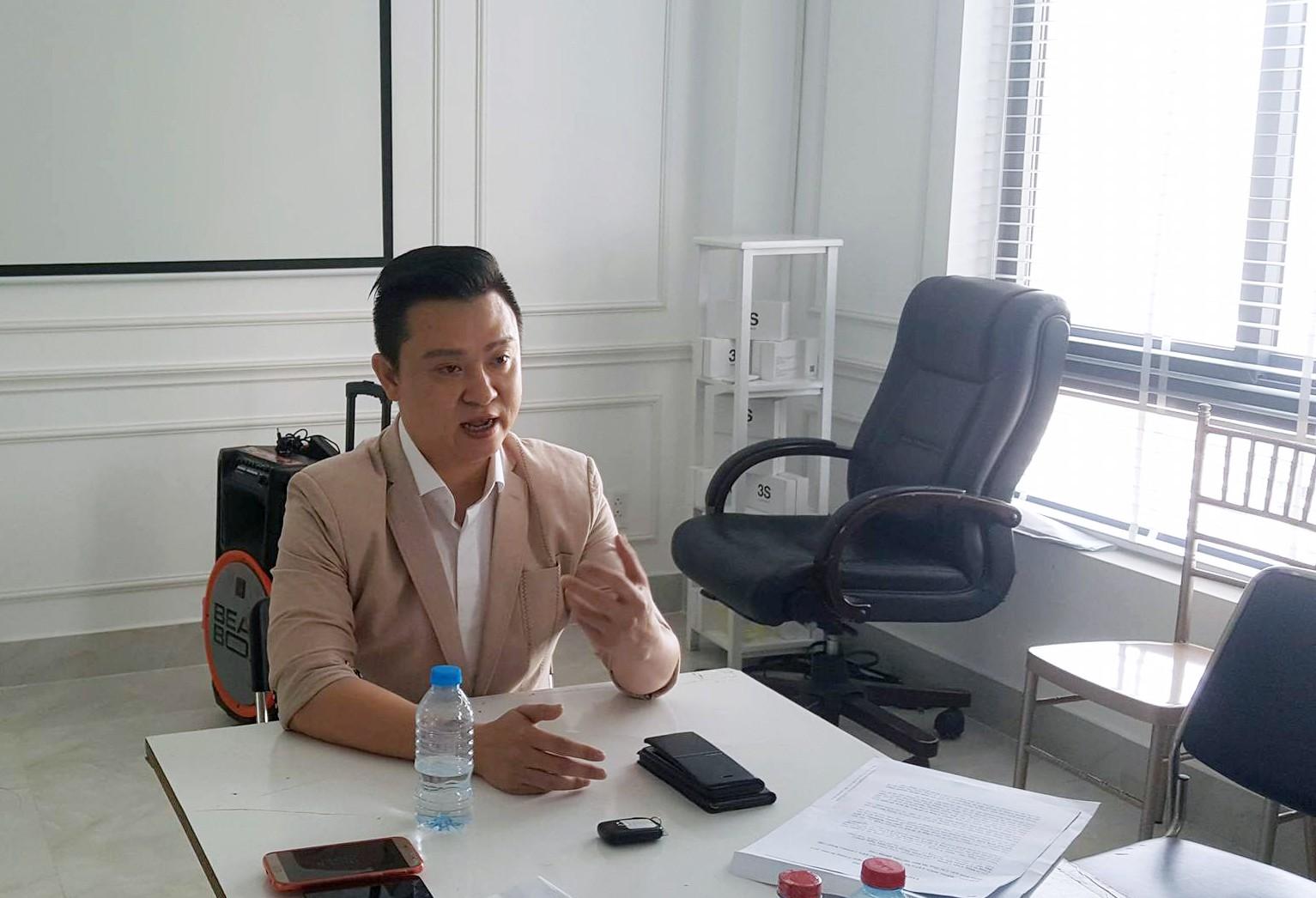 """Ông Diệp Khắc Cường: """"Tôi và Đàm Vĩnh Hưng bị iFan lợi dụng hình ảnh để lừa đảo"""" - Ảnh 3."""