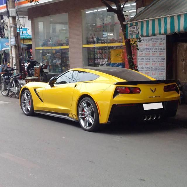 Sau tai nạn kinh hoàng, chủ xe Chevrolet Corvette chụp hình đăng Facebook: Chúc mọi người mua được siêu xe để đi an toàn - Ảnh 7.