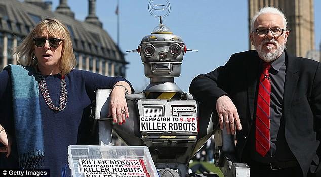 Robot chiến đấu không phân biệt được dân thường có thể sẽ ra trận trong năm tới nếu không có ai ngăn cản - Ảnh 3.