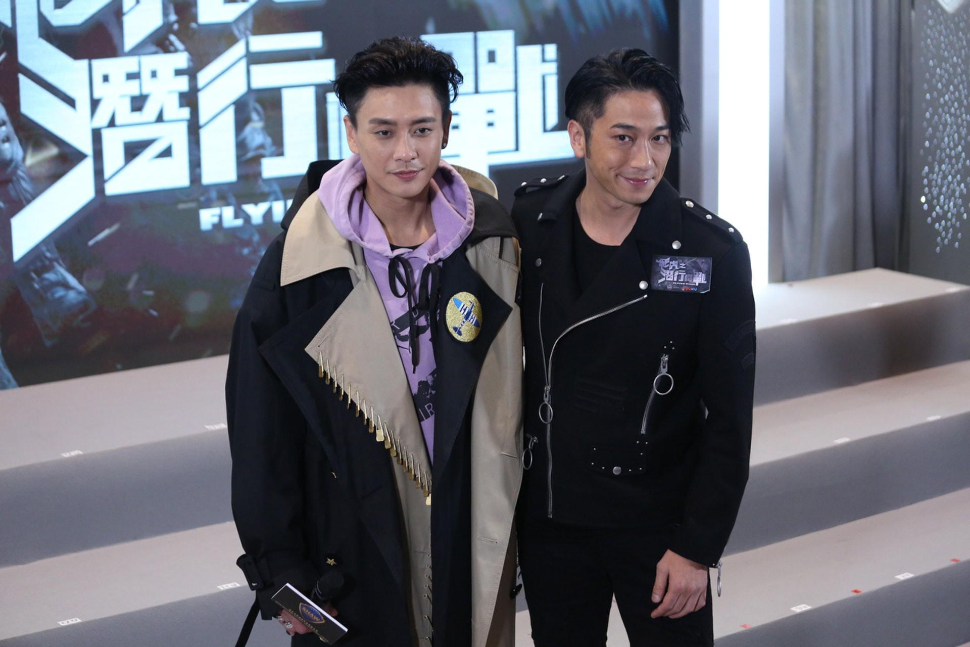 Phi Hổ Cực Chiến: Toát mồ hôi theo dấu đội hình bắn tỉa hội tụ toàn ngôi sao TVB - Ảnh 4.