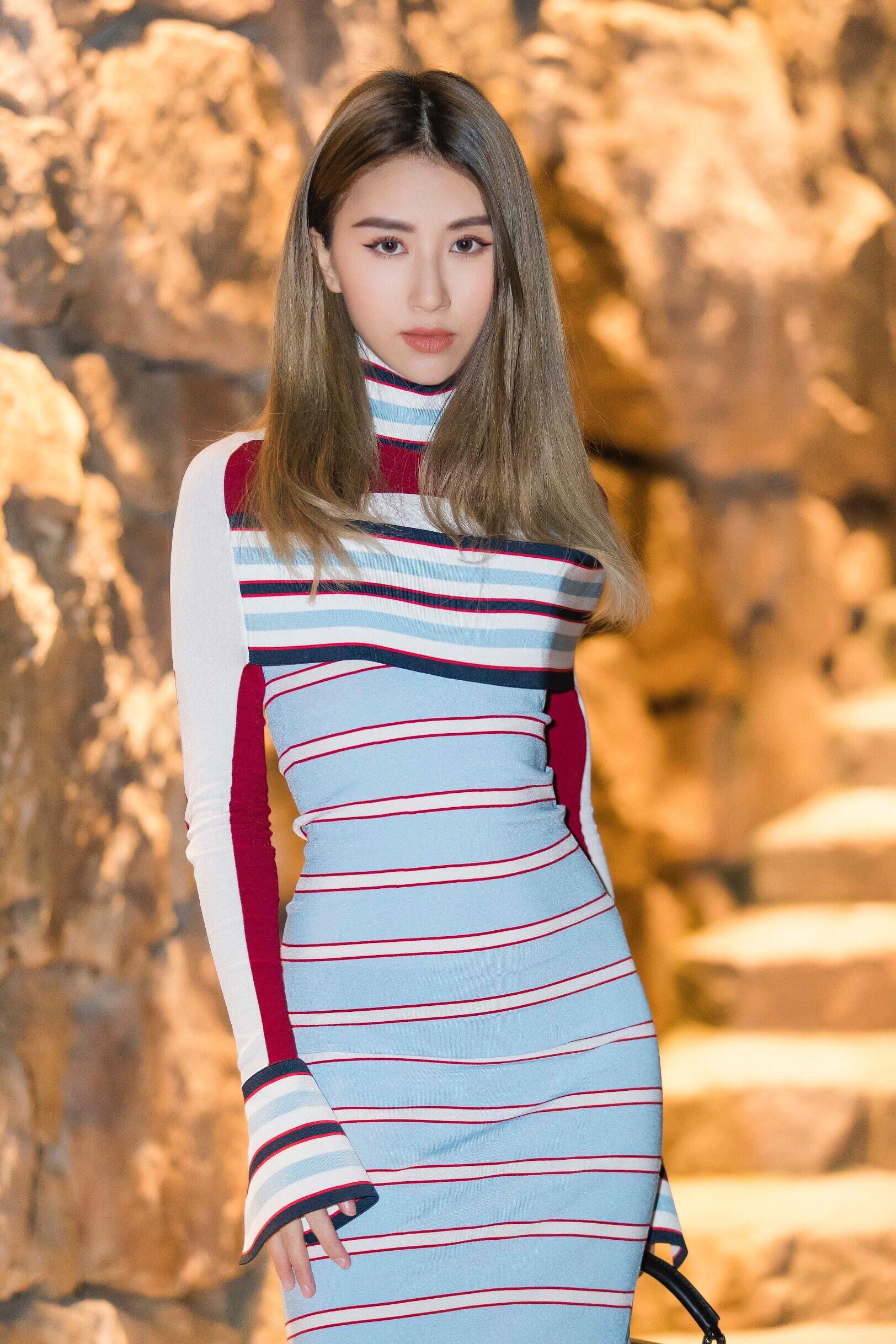 Vừa dứt kỳ nghỉ ở Mỹ, Quỳnh Anh Shyn đã bay thẳng qua Hàn ăn tối cùng Louis Vuitton - Ảnh 4.