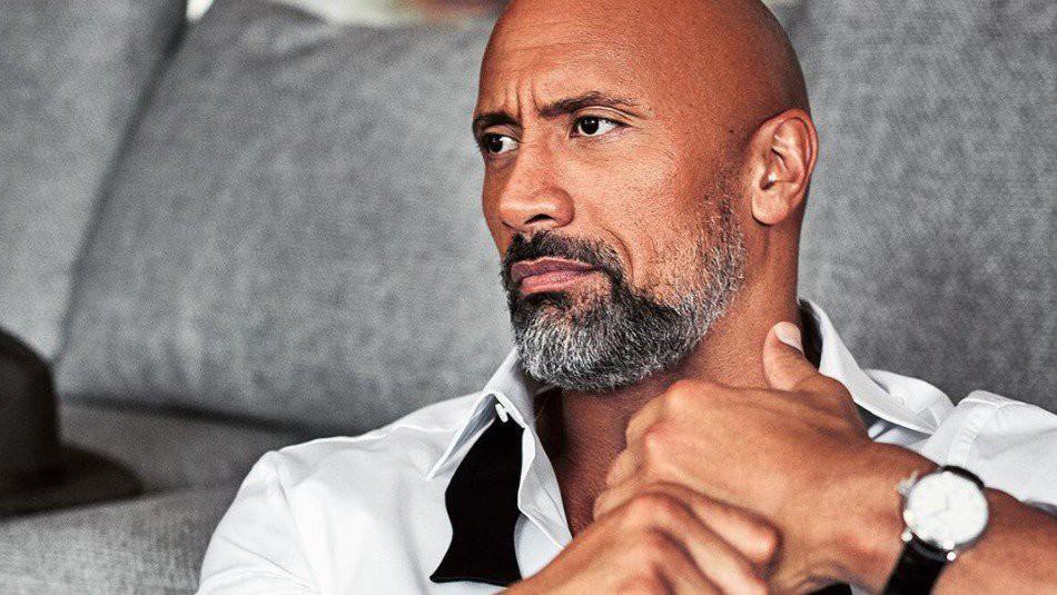 """The Rock – Gã đô vật """"tỉ đô"""" của màn ảnh Hollywood - Ảnh 1."""