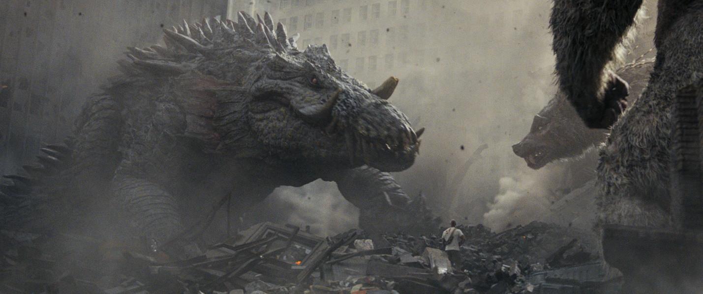 """Ngắm nhìn The Rock so cơ cùng quái thú trong bom tấn xôi thịt """"Rampage"""" - Ảnh 3."""