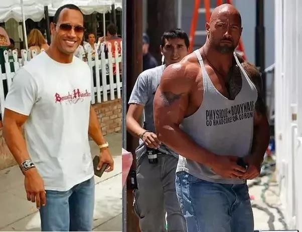 """The Rock – Gã đô vật """"tỉ đô"""" của màn ảnh Hollywood - Ảnh 4."""