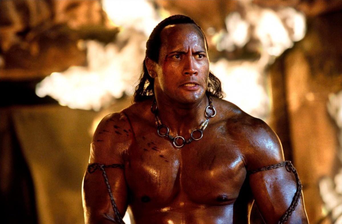 """The Rock – Gã đô vật """"tỉ đô"""" của màn ảnh Hollywood - Ảnh 6."""