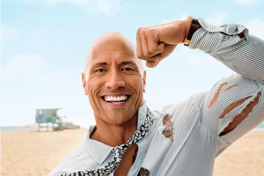 """The Rock – Gã đô vật """"tỉ đô"""" của màn ảnh Hollywood - Ảnh 9."""