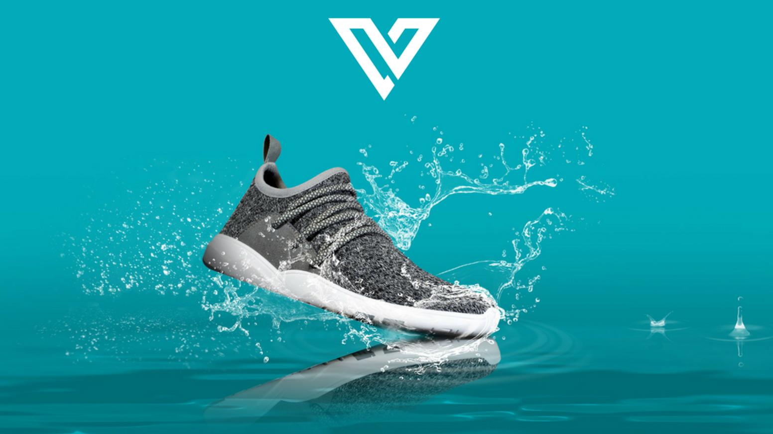 Chống nước siêu cấp lại đẹp mê ly, đây chính là đôi sneaker nhất định phải có trong những ngày ẩm ương, sáng nắng chiều mưa - Ảnh 3.