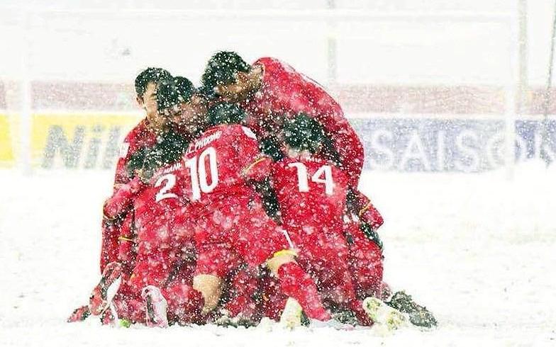 Fan hâm mộ mua hẳn 1 ngôi sao trên trời dành tặng U23 Việt Nam! - Ảnh 1.