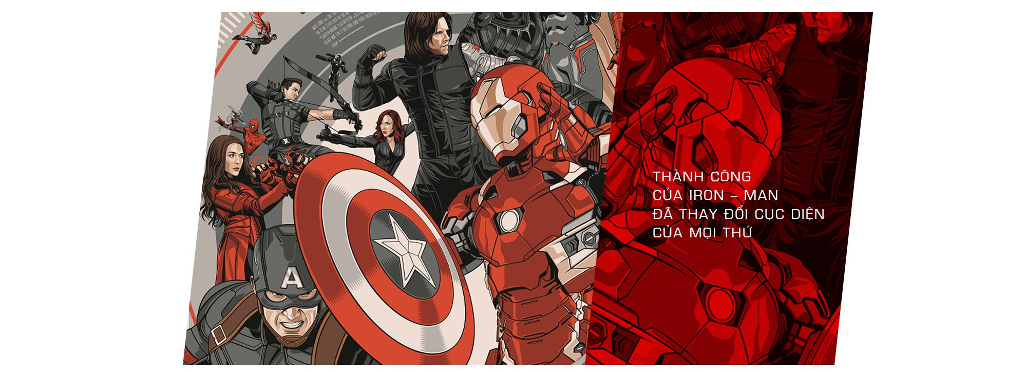 10 năm đi vào lịch sử làng điện ảnh của Marvel: Kỳ tích từ vực sâu phá sản cho đến người khổng lồ của đế chế phim siêu anh hùng - Ảnh 6.