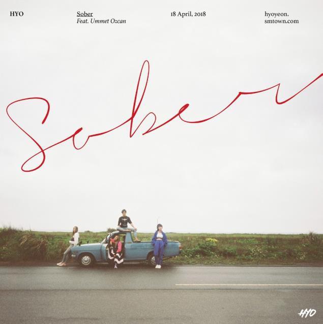 Vắng các chị em SNSD, Hyoyeon ăn chơi nổi loạn một mình trong teaser MV mới