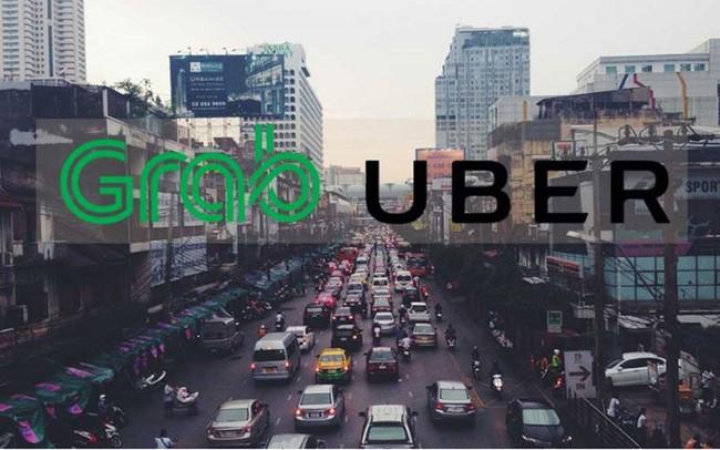 Bộ Công thương quyết định điều tra vụ Grab thâu tóm Uber tại Việt Nam - Ảnh 1.