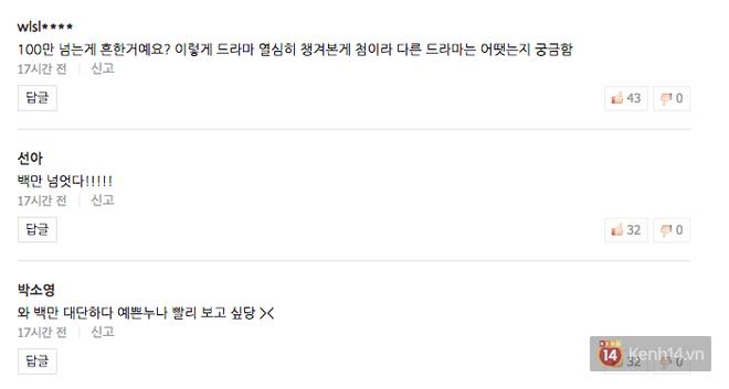 Chị Đẹp đã có clip triệu view đầu tiên trên Naver, nhanh hơn cả Goblin, ngang ngửa Hậu Duệ Mặt Trời! - Ảnh 3.
