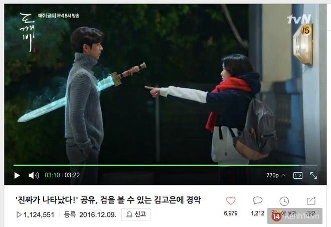 Chị Đẹp đã có clip triệu view đầu tiên trên Naver, nhanh hơn cả Goblin, ngang ngửa Hậu Duệ Mặt Trời! - Ảnh 5.