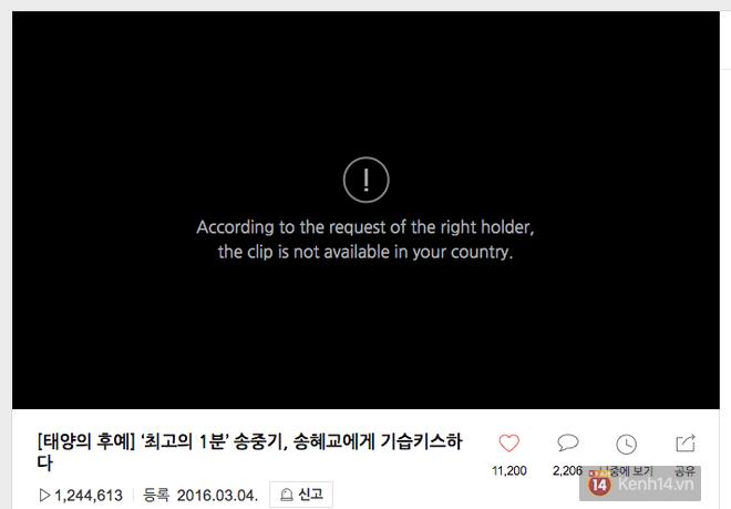 Chị Đẹp đã có clip triệu view đầu tiên trên Naver, nhanh hơn cả Goblin, ngang ngửa Hậu Duệ Mặt Trời! - Ảnh 6.