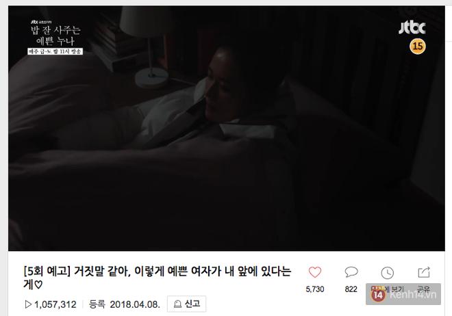 Chị Đẹp đã có clip triệu view đầu tiên trên Naver, nhanh hơn cả Goblin, ngang ngửa Hậu Duệ Mặt Trời! - Ảnh 2.