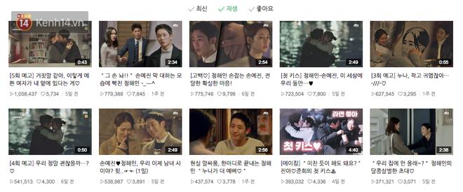 Chị Đẹp đã có clip triệu view đầu tiên trên Naver, nhanh hơn cả Goblin, ngang ngửa Hậu Duệ Mặt Trời! - Ảnh 4.
