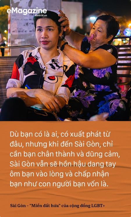 """""""Pê đê"""" cứ về đây và yêu nhau đi, Sài Gòn nhận hết, Sài Gòn thương hết! - Ảnh 15."""