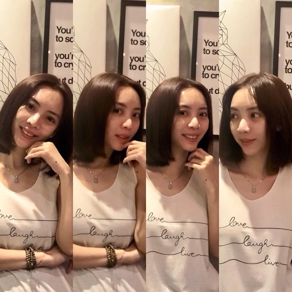 Sau chuyến đi Hàn, gương mặt của Hoa hậu hài Thu Trang ngày càng lạ lẫm? - Ảnh 3.
