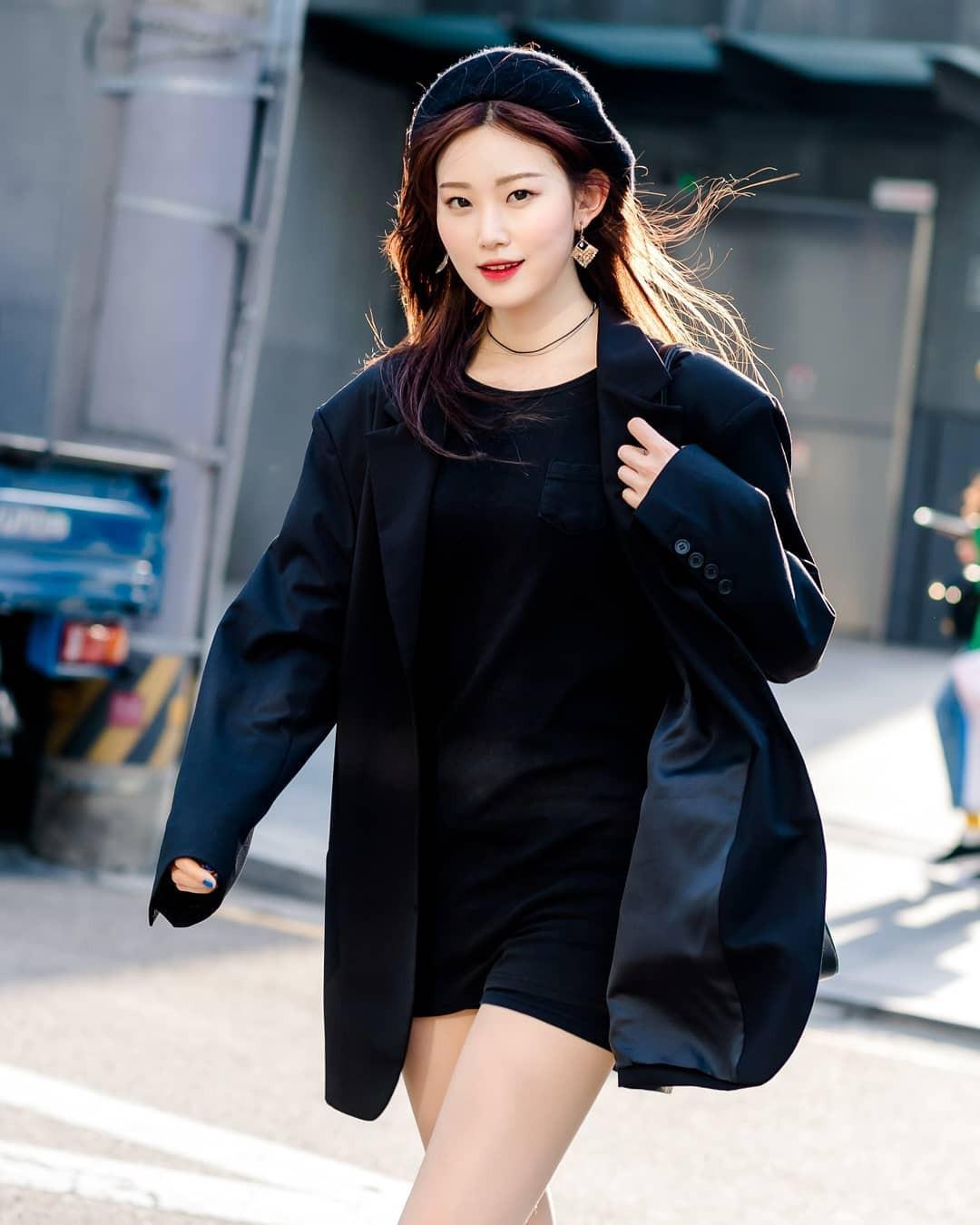 Street style của con gái Hàn tuần qua: chẳng cầu kỳ mà đẹp phát mê, ai xem xong cũng dễ crush - Ảnh 4.