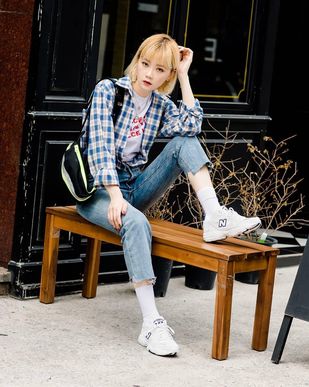 Street style của con gái Hàn tuần qua: chẳng cầu kỳ mà đẹp phát mê, ai xem xong cũng dễ crush - Ảnh 5.