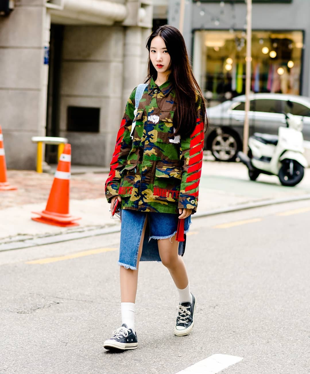 Street style của con gái Hàn tuần qua: chẳng cầu kỳ mà đẹp phát mê, ai xem xong cũng dễ crush - Ảnh 8.