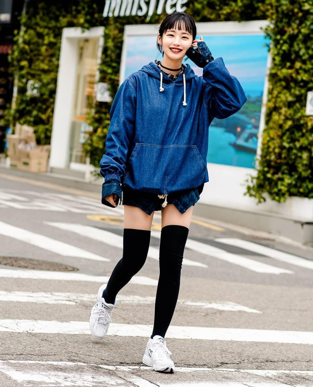 Street style của con gái Hàn tuần qua: chẳng cầu kỳ mà đẹp phát mê, ai xem xong cũng dễ crush - Ảnh 9.